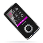 MP4-MP3 плеер Digma Insomnia2 mini - 4Gb FM - Black